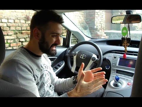 უხეში ტესტ დრაივი - PRIUS - ნაგავი, თუ უბრალოდ კარგი მანქანა? Rough Test Drive