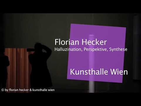 theartVIEw – Florian Hecker at Kunsthalle Wien