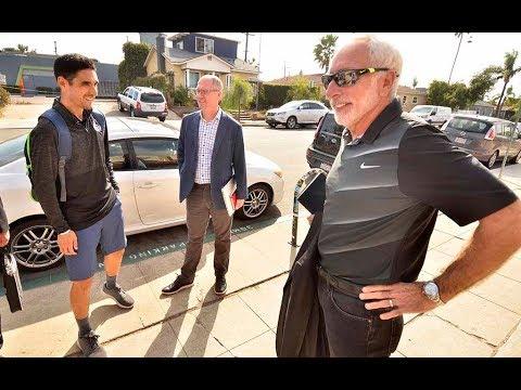 USATF President Vin Lananna In San Diego