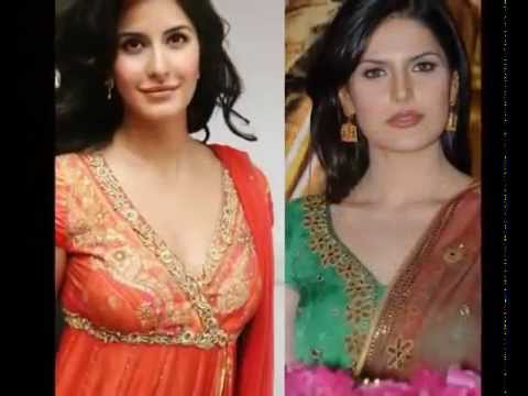 relationship between zarine khan and katrina kaif
