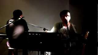121221 吳志寧+黃玠 Pop Dylan & ㄎㄎ Cobain @ 女巫店 - 島