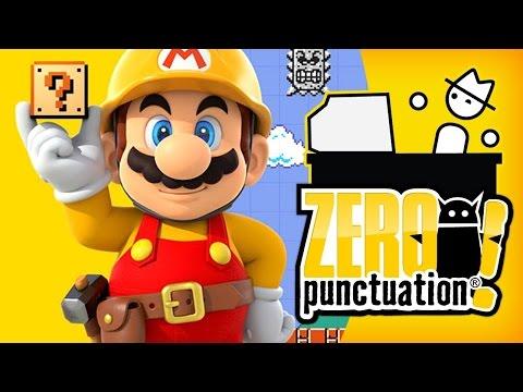Super Mario Maker (Zero Punctuation)