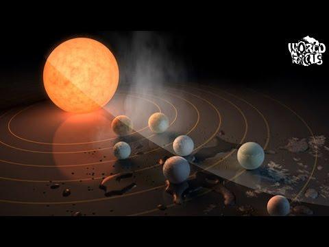 SISTEMUL SOLAR TRAPPIST-1 | PLANETE CARE POT SUSTINE VIATA