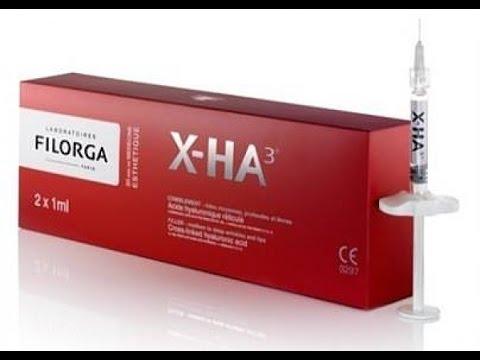 Филорга (Filorga) - Мезотерапевтические Препараты