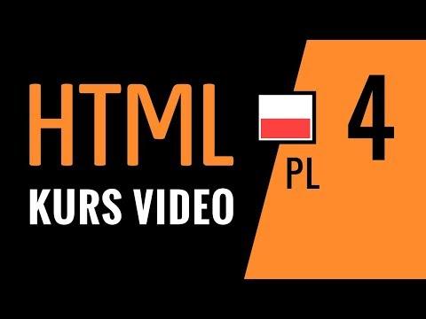 Kurs HTML odc. 4: Listy, automatyczne przewijanie strony