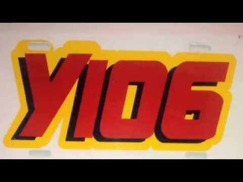 WHLY Y106 Orlando - Jerry & Chris - November 1986