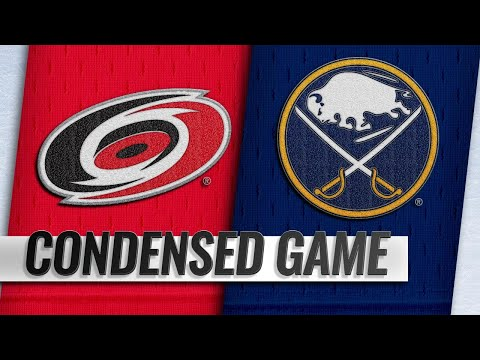 02/07/19 Condensed Game: Hurricanes @ Sabres