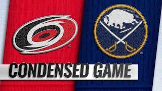 02/07/19 Condensed Game: Hurricanes @ Sabres
