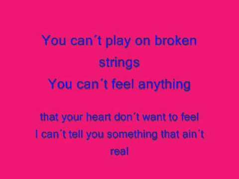 james morrison feat. Nelly Furtado - broken strings ~lyrics~