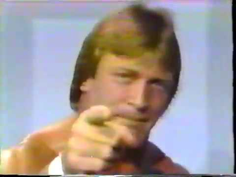 """Mr. Wonderful"" Paul Orndorff Interview [1985-03-09]"
