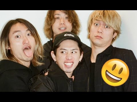 One Ok Rock - Funny moments (Best 2018★)
