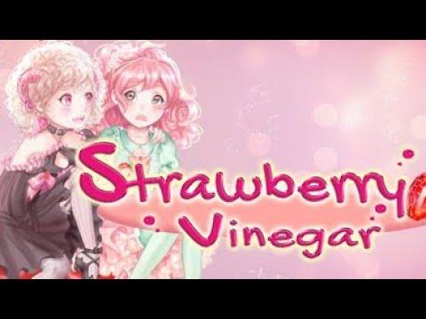 Strawberry Vinegar |