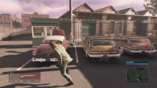 Mafia 3 you dont have to wiretap the whole district to flip over a racket boss