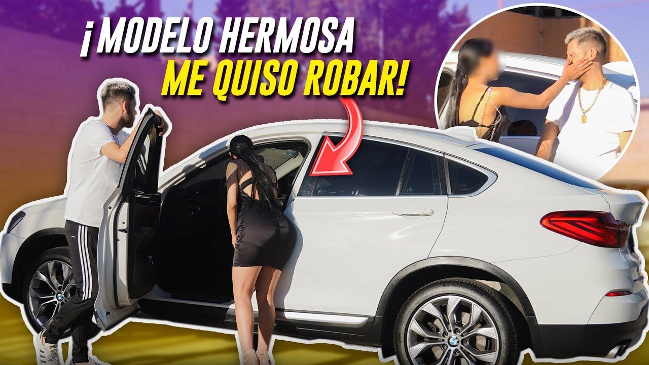 FINJO que ENCUENTRO un BMW - ¿SERÁ HONESTA? | @Ordy