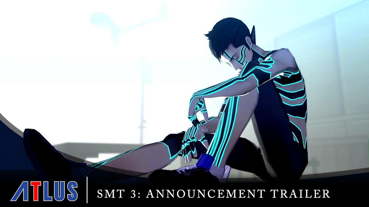 Shin Megami Tensei 3 Remake Announced For PS4, Nintendo Switch