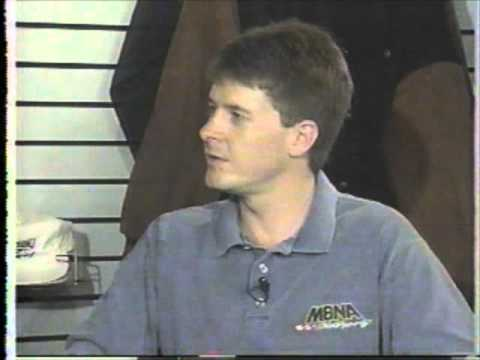 Ward Burton Interview 1995