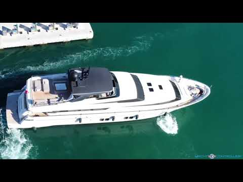 Yacht Controller Dual Band Pluswithproportional engine throttle control feature