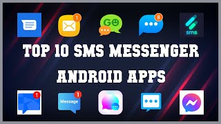 Top 10 SMS Messenger Android App | Review screenshot 1