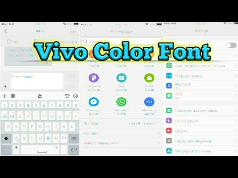 💐 Download font itz for vivo | Curly Font itz For Vivo Smartphone