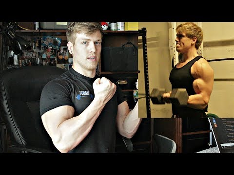 How to get BIGGER arms