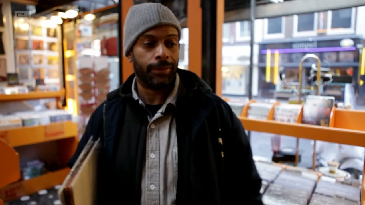 Feature: Theo Parrish (Electronic Beats TV) - YouTube