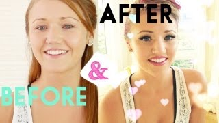 Perfect Pin-Up Princess Prom Make-Up | Kandee Johnson