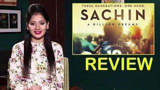 Sachin A Billion Dreams Movie Review By Pankhurie Mulasi | Sachin Tendulkar