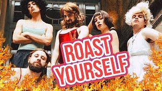 ROAST YOURSELF CHALLENGE | LA FARAONA