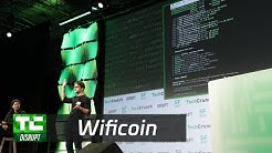 Wificoin lets you buy hotspot access with cryptocurrency | Disrupt SF 2017 Hackathon