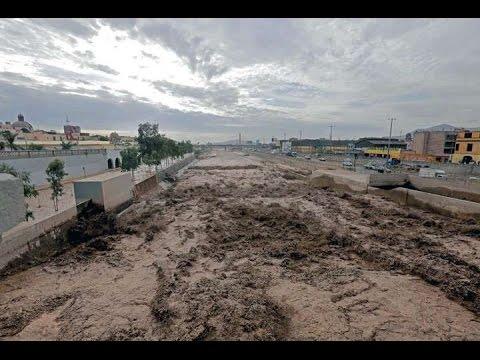Desastre En Per 218 Por Fuertes Lluvias E Inundaciones 17 De