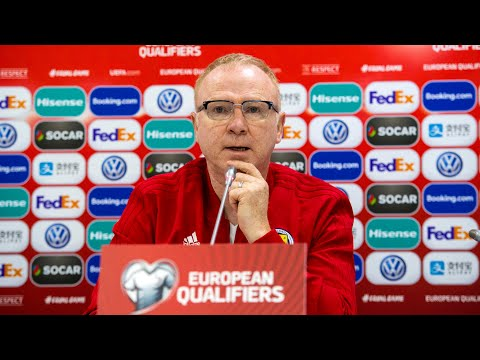 Alex McLeish Press Conference | Kazakhstan v Scotland