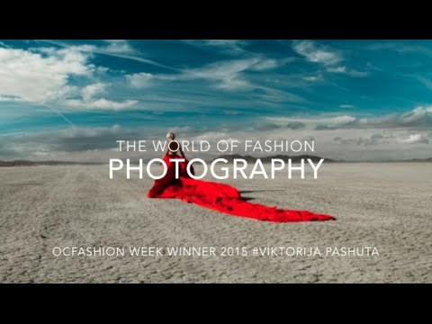 World of Fashion Photography:: Ep5. Season 4  Viktorija Pashuta