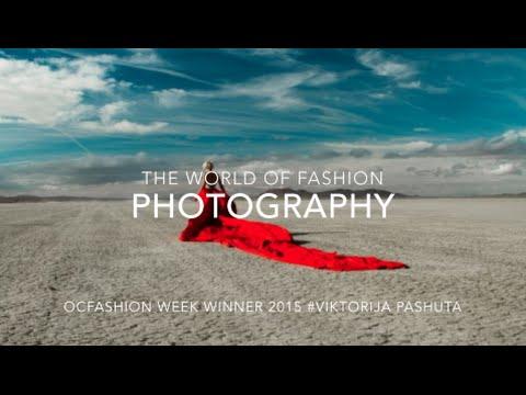 World of Fashion Photography:: Ep5. Season 4  Viktorija Pashuta