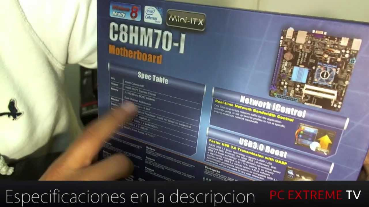 ASUS C8HM70-I/HDMI Driver Windows