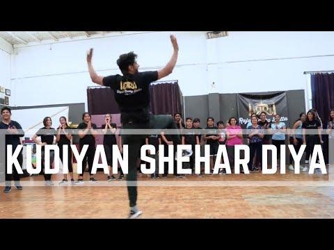 Kudiya Shehar Diyan | Poster Boys Songs | Choreography Dance Cover