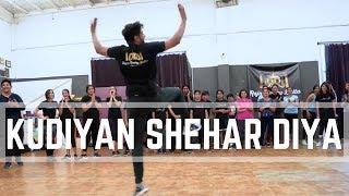 kudiya shehar diyan poster boys songs choreography dance cover