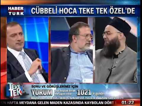 Cübbeli Ahmet Hoca | 21 Ekim 2010 | Teke Tek Özel Programı