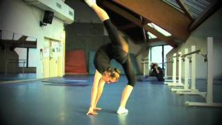 Rhythmic Gymnastics Training - All that I