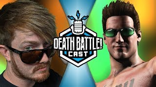 Q&A Cage VS Falcon | DEATH BATTLE Cast #135