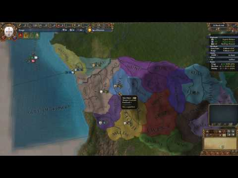[EU4] Mandate of Heaven: African Power Part 1