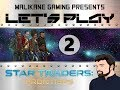 Star Traders: Frontiers - Let's Play Episode 2 - Impossible Difficulty - Getting our First Mission