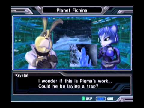 Starfox Assault: All Cutscenes Part II