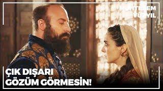 Sultan Süleyman, Mahidevran39;ı Saraydan Kovdu  Muhteşem Yüzyıl