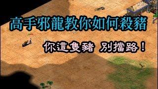 Cheap 世紀帝國-【邪龍】阿拉伯頂尖殺豬1v1