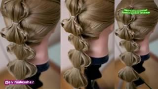 Марафон Детские причёски  Видео урок 5 Причёска в школу и детский сад