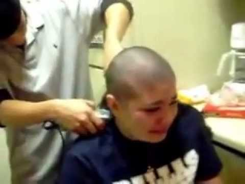 Lost Her Hair On A Bet - image 7