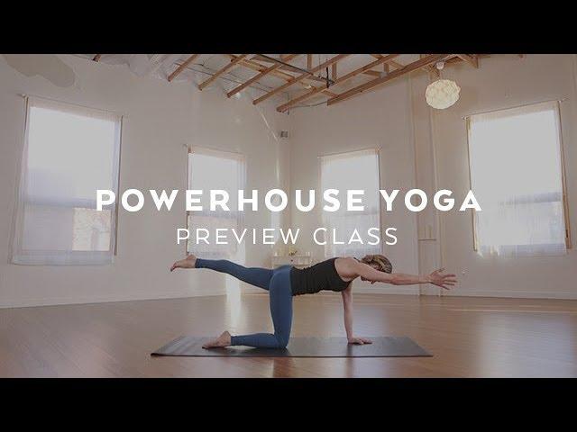 Yoga Pilates Fusion Core Workout With Kristin Mcgee Youtube