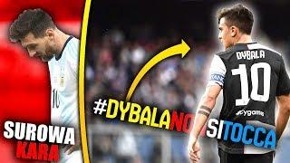 Wielka AKCJA kibiców Juventusu! Leo Messi ZAWIESZONY!