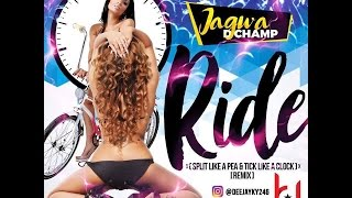 Jagwa De Champ - Ride (Split Like A Pea & Tick Like A Clock) - DJ Ky Roadmix - Soca 2017