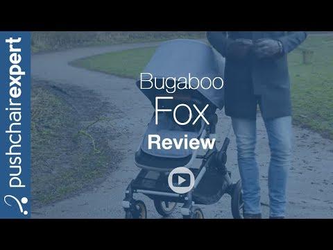 Bugaboo Fox Review - Pushchair Expert - Up Close